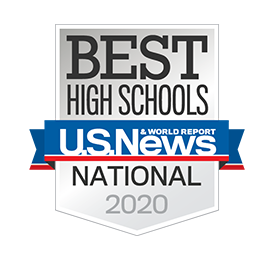Best High School US News Bronze 2014 Award